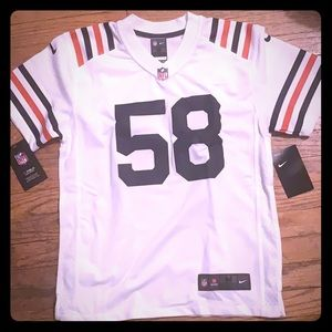 Chicago Bears Roquan Smith Youth Jersey